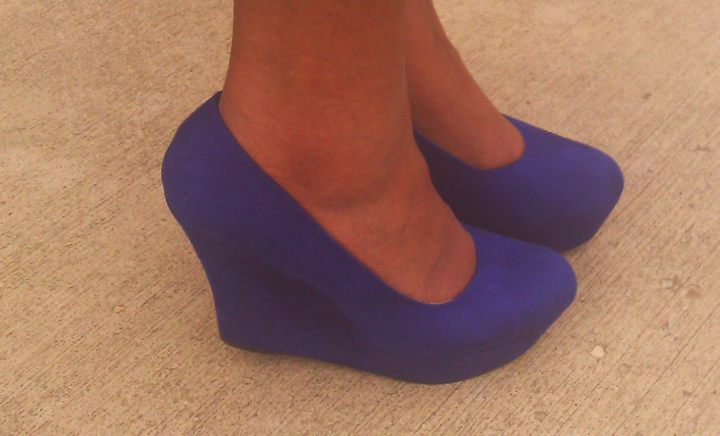 5 Wedge Heels