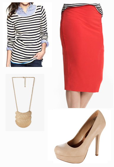 streetstyle-stripedpencil-outfit