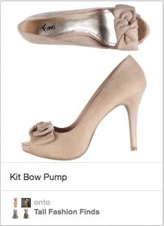 bow pumps