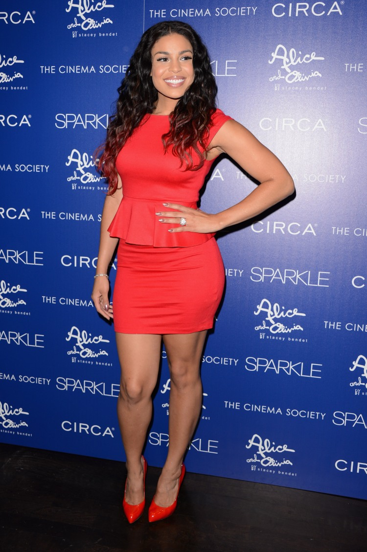 "The Cinema Society With Circa And Alice & Olivia Host A Screening Of ""Sparkle"" - Inside Arrivals"
