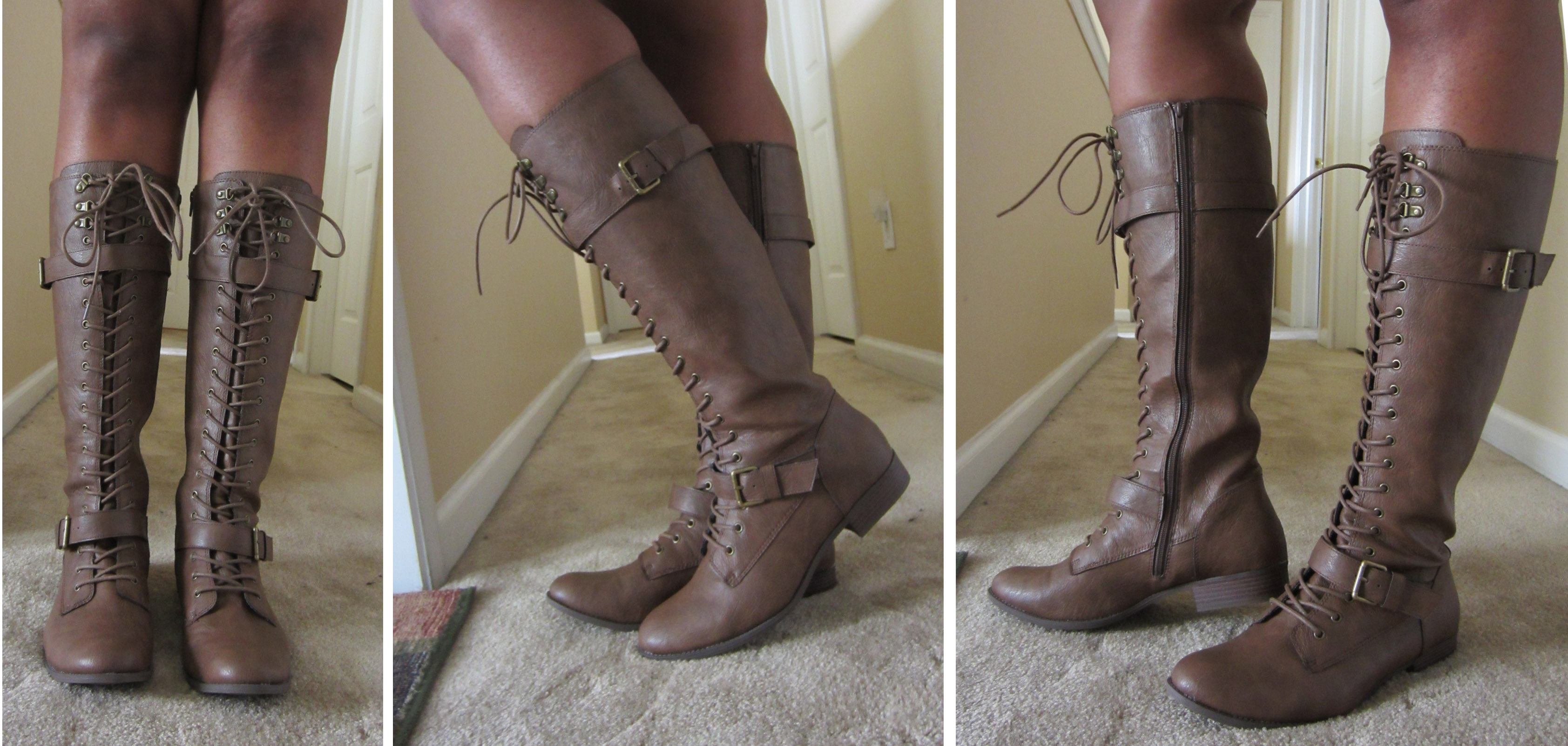 New shoes: Barefoot Tess and Payless